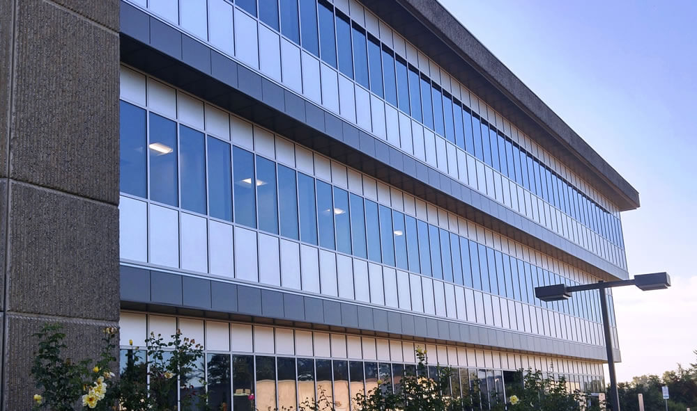 Citadel GlazeGuard® Glazing Infill Panels supplied by