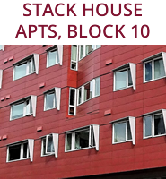 Stack House Apartments, Block 10